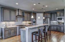 Easy grey and white kitchen backsplash ideas 07