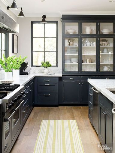 Easy grey and white kitchen backsplash ideas 09