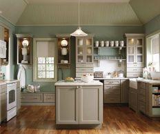 Easy grey and white kitchen backsplash ideas 27