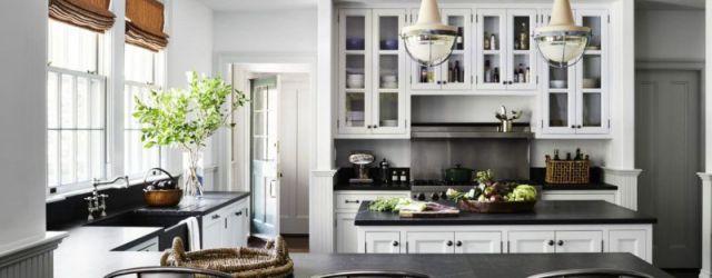 Easy grey and white kitchen backsplash ideas 35