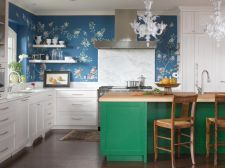 Easy grey and white kitchen backsplash ideas 41