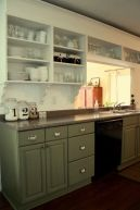 Easy grey and white kitchen backsplash ideas 42