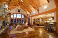 Easy rustic living room design ideas 02