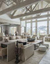 Easy rustic living room design ideas 27
