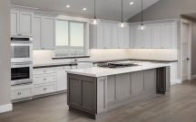 Elegant kitchen ideas with white cabinets 26