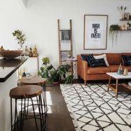 Elegant mid century living room furniture ideas 05