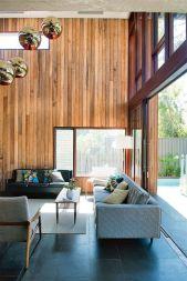 Elegant mid century living room furniture ideas 22