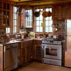 Fabulous small house kitchen ideas 02