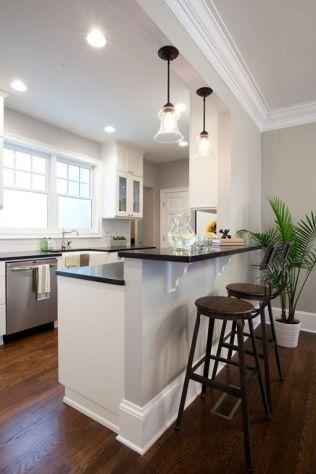 Fabulous small house kitchen ideas 25