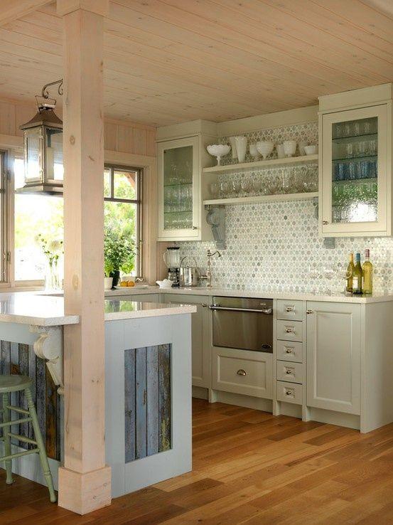 Fabulous small house kitchen ideas 29