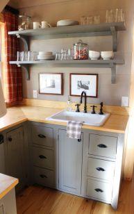 Fabulous small house kitchen ideas 31