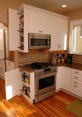 Fabulous small house kitchen ideas 39