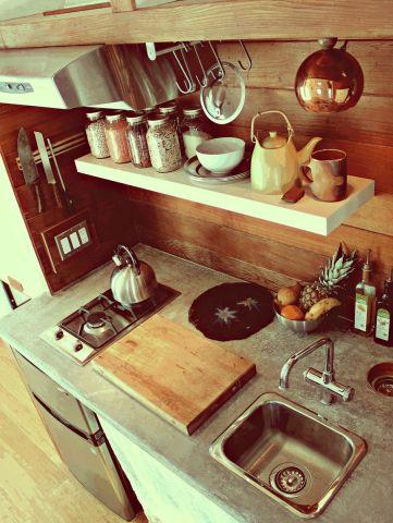 Fabulous small house kitchen ideas 46