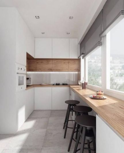 Fabulous small house kitchen ideas 48