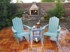 Fancy fire pit design ideas for your backyard home 09