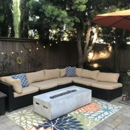 Fancy fire pit design ideas for your backyard home 15