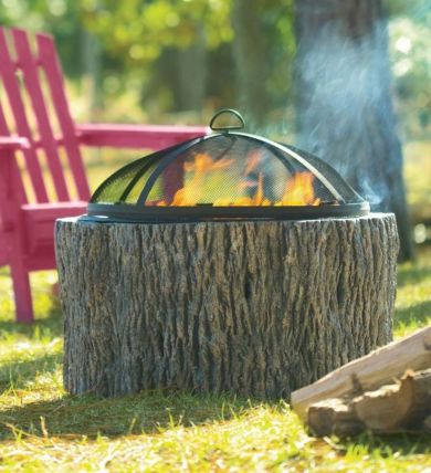 Fancy fire pit design ideas for your backyard home 32