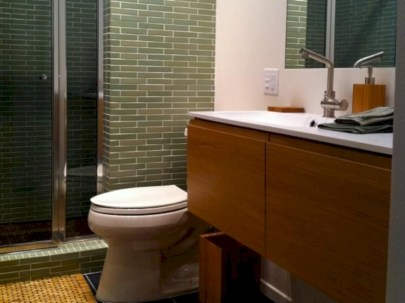 Fantastic mid century modern bathroom vanity ideas 05