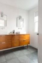 Fantastic mid century modern bathroom vanity ideas 08