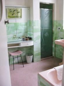 Fantastic mid century modern bathroom vanity ideas 11