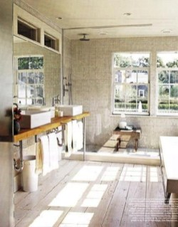 Fantastic mid century modern bathroom vanity ideas 27