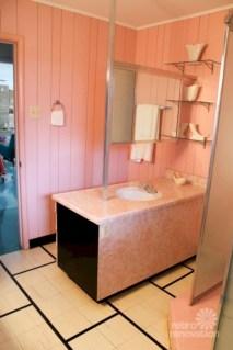 Fantastic mid century modern bathroom vanity ideas 29