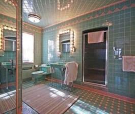 Fantastic mid century modern bathroom vanity ideas 33