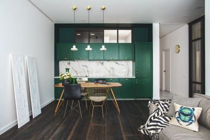 Gorgeous ideas on creating color harmony in interior design 04