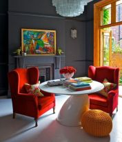 Gorgeous ideas on creating color harmony in interior design 16
