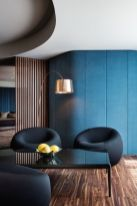 Gorgeous ideas on creating color harmony in interior design 19