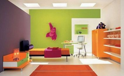 Gorgeous ideas on creating color harmony in interior design 20
