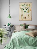 Gorgeous ideas on creating color harmony in interior design 30