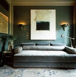 Gorgeous ideas on creating color harmony in interior design 35