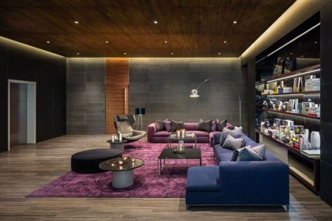 Gorgeous ideas on creating color harmony in interior design 43