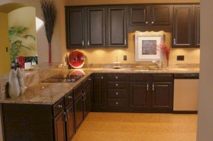Gorgeous small kitchen makeovers on a budget 06