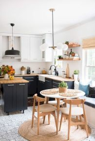 Gorgeous small kitchen makeovers on a budget 15