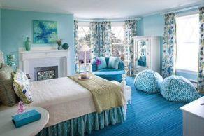 Impressive colorful bedroom ideas 08