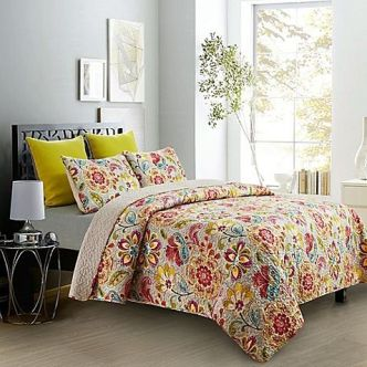 Impressive colorful bedroom ideas 18