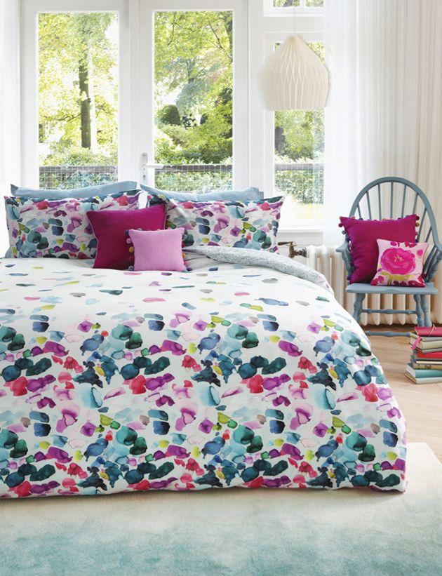 Impressive colorful bedroom ideas 19