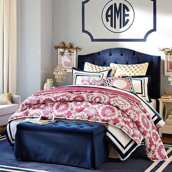 Impressive colorful bedroom ideas 24