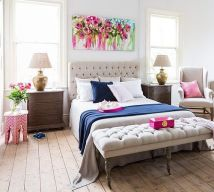 Impressive colorful bedroom ideas 40
