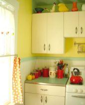 Impressive kitchen retro design ideas for best kitchen inspiration 25
