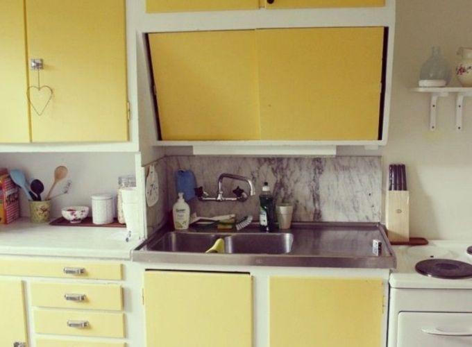 Impressive kitchen retro design ideas for best kitchen inspiration 44