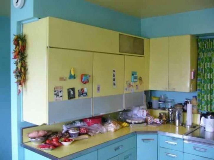 Impressive kitchen retro design ideas for best kitchen inspiration 46