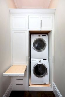 Inspiring small laundry room ideas 06