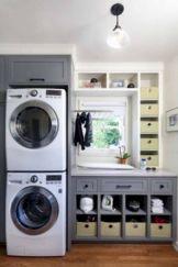 Inspiring small laundry room ideas 11