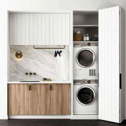Inspiring small laundry room ideas 12