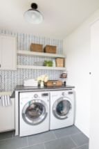 Inspiring small laundry room ideas 17