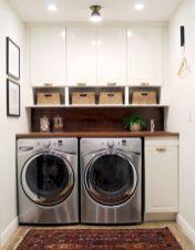 Inspiring small laundry room ideas 23