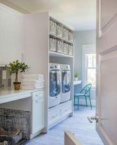Inspiring small laundry room ideas 29